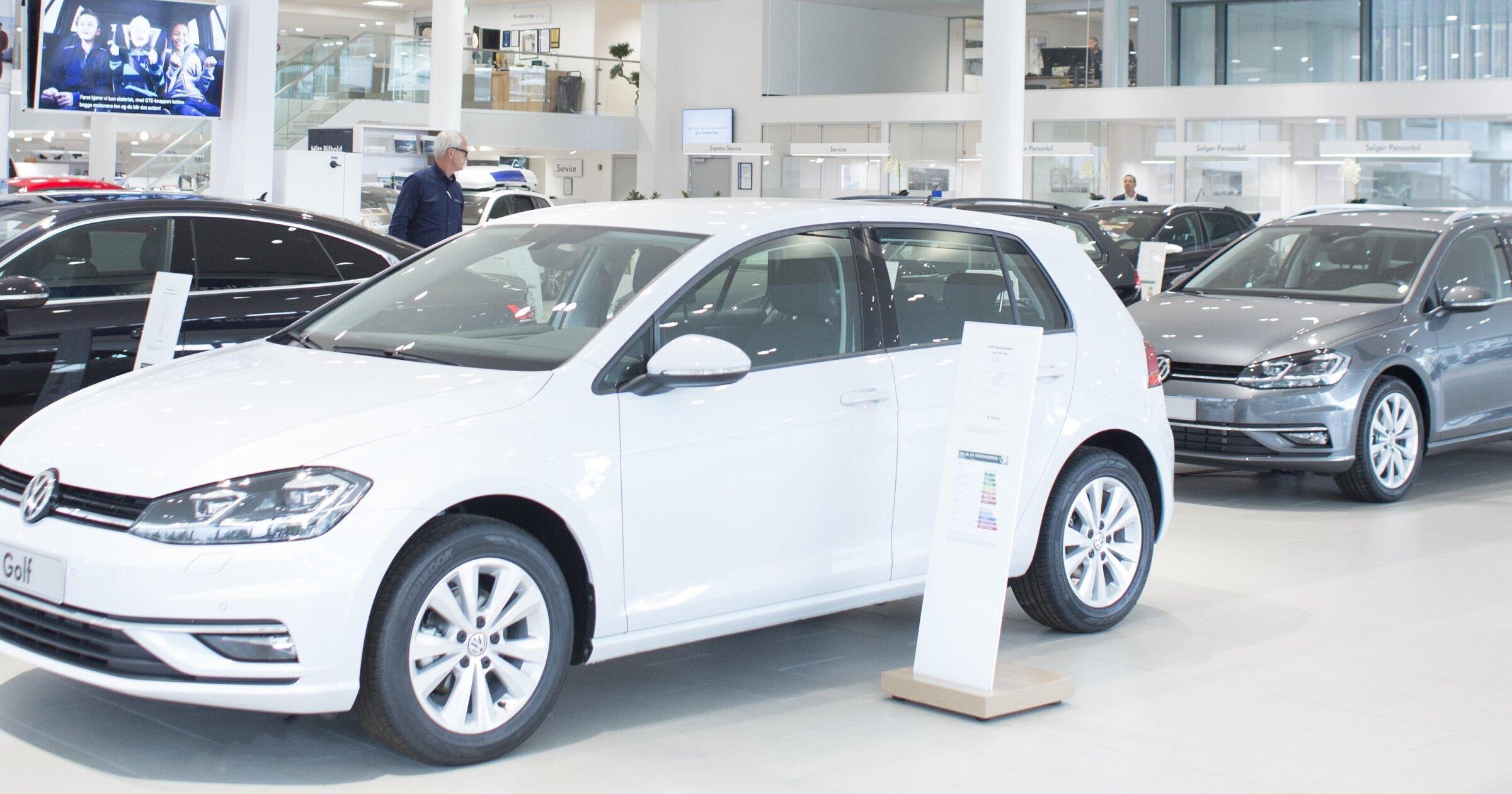 Våre ansatte nybil | Møller Bil Oslo Vest | Volkswagen